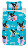 Bing Bunny Single Quilt Cover Set
