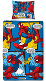 PRE ORDER Spiderman Single Quilt Cover Set POLYESTER
