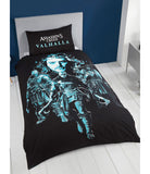 Assassins Creed Valhalla Single Quilt Cover Set