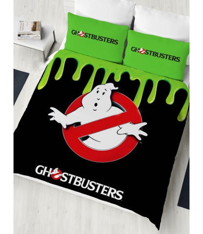 Ghostbusters Glow Double to queen Quilt Cover Set