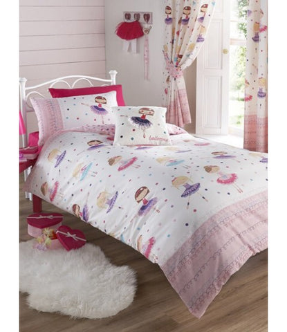 Ballerina Single Quilt Cover Set