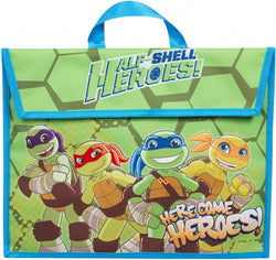 TMNT Library Bag Book Bag