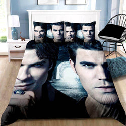 Vampire Diaries Quilt Cover Set KING SIZE