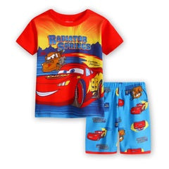 Cars summer pj