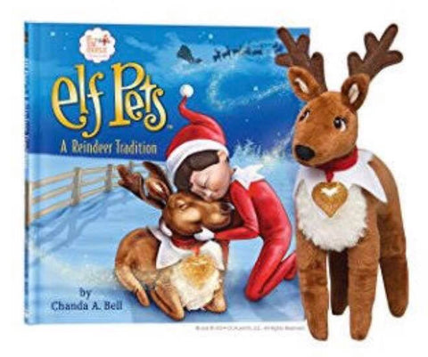 Elf Reindeer Pet only