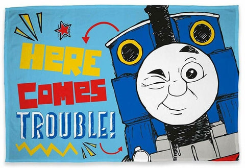Thomas Throw Size Fleece Blanket