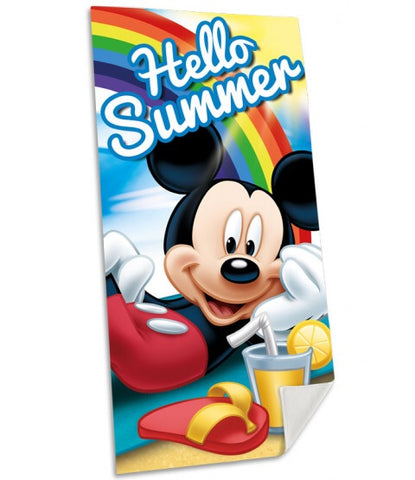 Mickey Licensed Towel