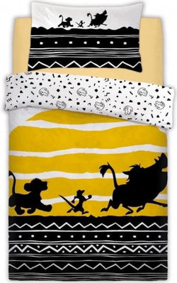 The Lion King - Single Quilt Cover Set