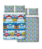 Double to Queen Quilt Cover Set - Paw Patrol