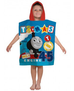 Hooded towel - Thomas