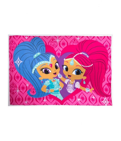 Shimmer & Shine Throw Size Fleece Blanket