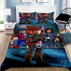 PRE ORDER Roblox Quilt Cover Set DOUBLE SIZE