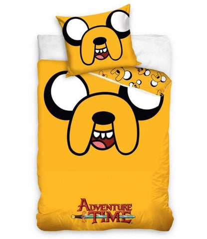 Adventure Time Cotton Single quilt cover set EU Cas