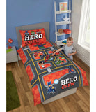 PJ Masks Hero Crew Licensed Single Quilt Cover Set