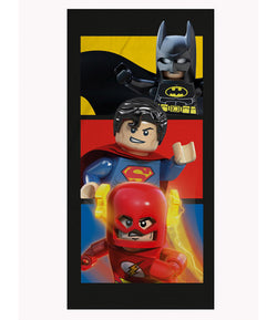 Lego Batman Towel
