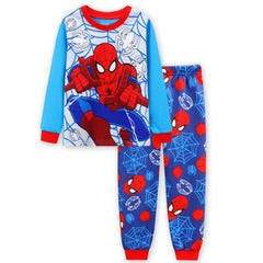 Winter pjs - Spiderman