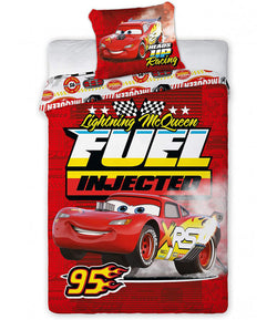 Cars McQueen Single quilt cover set EURO Case