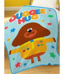 Hey Duggee Throw Size Fleece Blanket