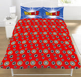 Dragonball Z Double to Queen Quilt Cover Set