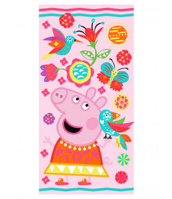 Peppa Pig Licensed Towel