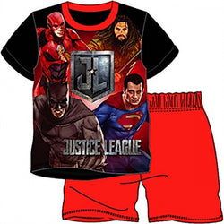 Justice League DC COMICS Summer pjs Licensed Pjs
