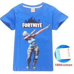 Fortnite tshirt - tee only - Blue Dab