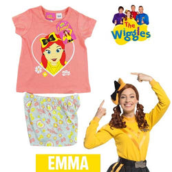 The Wiggles Emma Summer Pj