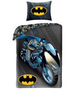 Batman Cotton Single quilt cover set EU Case