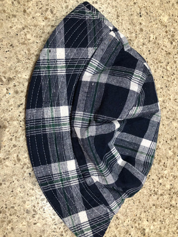 Navy bucket hat 1-3 years