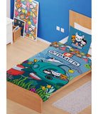 Octonauts Single Quilt Cover Set