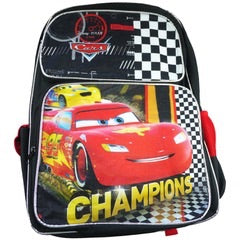Large backpack McQueen Cars