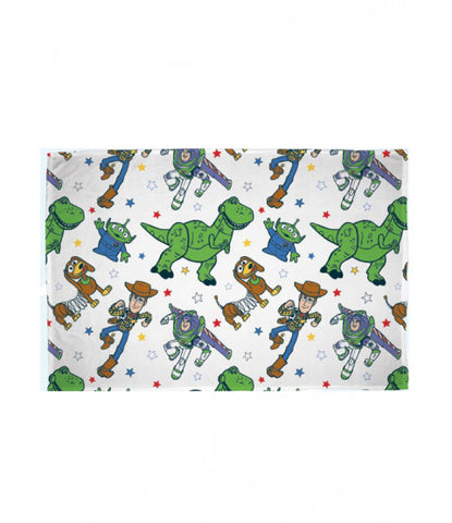 Toy Story Throw Size Fleece Blanket (SUPER SOFT)