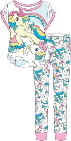 My Little Pony Ladies Winter Pant Pyjama Pj UK SIZING