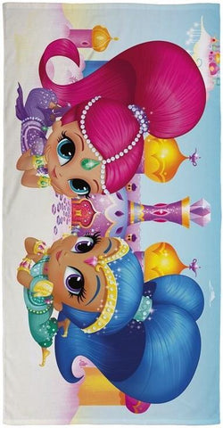 Shimmer & Shine Towel
