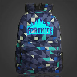 Fortnite Backpack - Geometric