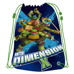 TMNT Ninja Turtles Drawstring Bag