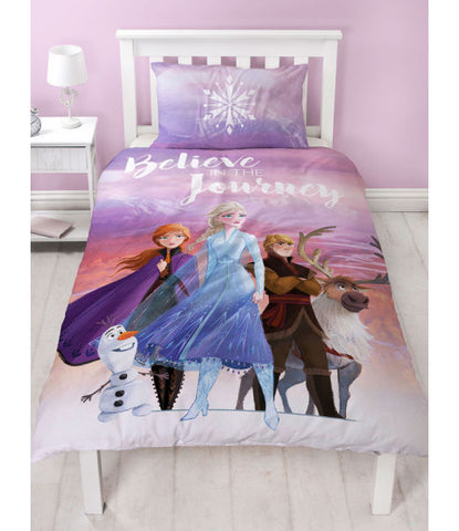 Frozen 2 Single Quilt Cover Set