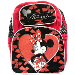 Large Backpack Minnie Mouse