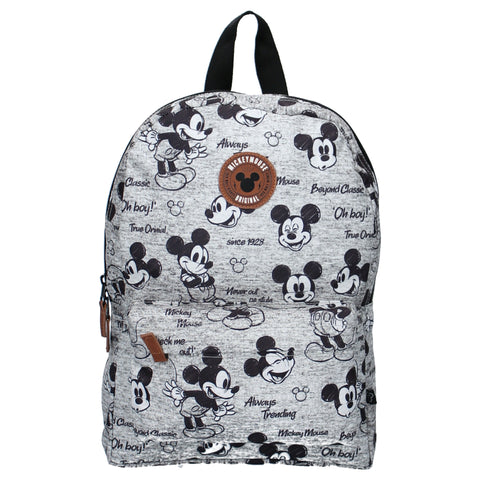 Mickey Mouse Licensed Backpack 33cm