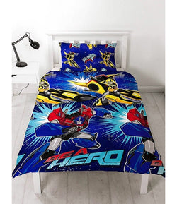 Transformers Single Quilt Cover Set POLYESTER