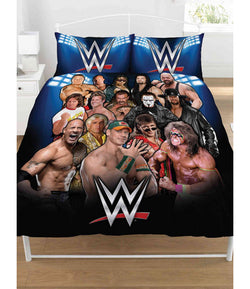 WWE Double to Queen Quilt Cover Set