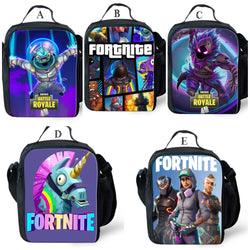 Fortnite cooler bag lunch bag