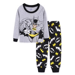 Winter pjs - Batman - SIZE 2 LEFT