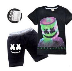 PRE ORDER Marshmello outfit with black tee