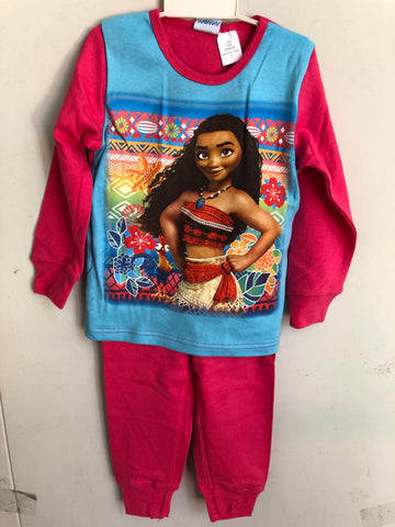 Winter pj - Moana