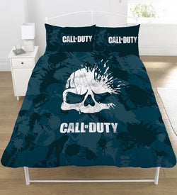 Call of Duty Double Quilt Cover Set