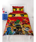 Lego Single Quilt Cover Set