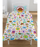 Hey Duggee Hello Single Quilt Cover Set