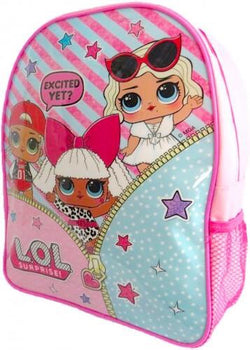 LOL Surprise Dolls Junior Backpack