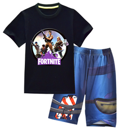 Fortnite outfit / pjs - black top